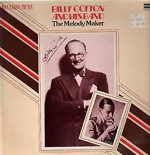 Billy Cotton and his band the melody maker vinyl