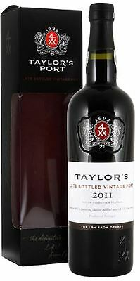 Taylors LBV 2011 Port Gift Boxed 75cl