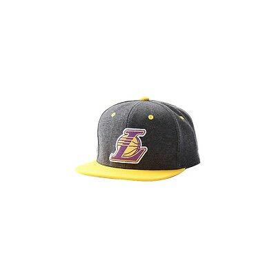 Adidas Cappello Nba Lakers Art.30652 Col.grey/yellow