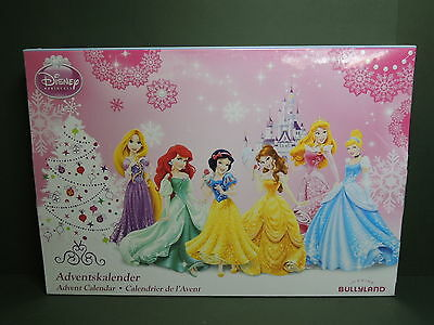 Calendrier De L'avent Disney Princesses Advent calendar