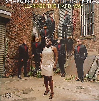 JONES, Sharon & THE DAP KINGS - I Learned The Hard Way - Vinyl (LP)