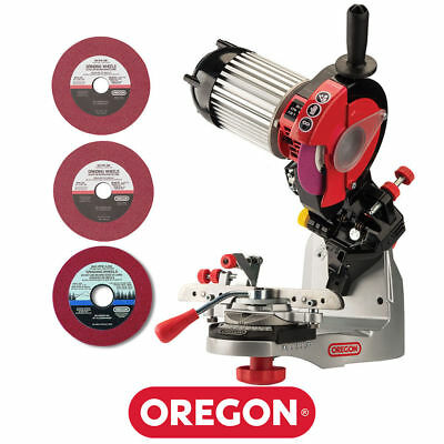 OREGON Chainsaw Saw Chain Professional Bench Grinder Sharpener  (511AX)  520-120