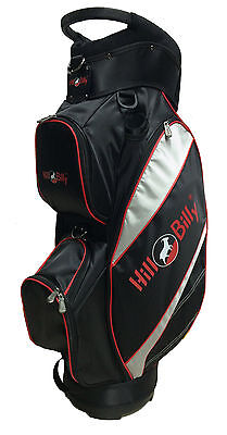 New 2016 Hill Billy Golf Bag Red