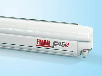 Fiamma F45 S 300 Motorhome Awning, Polar White Case. Brand new. Winter SALE!