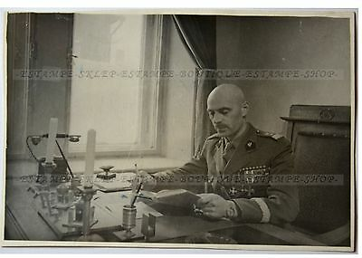 Polish General Anders 1941 year photo (1074)