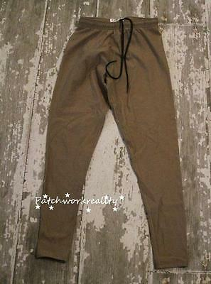 UNDER ARMOUR Performance Apparel Tan Brown Cold Gear BAse layer Pants Size Large