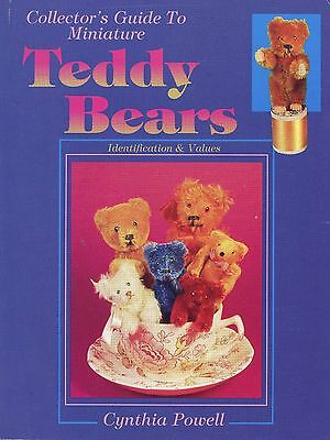 Miniature Teddy Bears Toys - Makers Dates / In-Depth Book (390 Photos) + Values