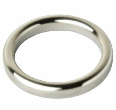 Lamons R45 304 Oval Stainless Steel Oval Ring Joint Gasket