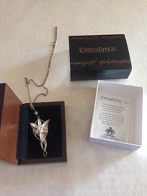 Lord Of The Rings Arwen Necklace