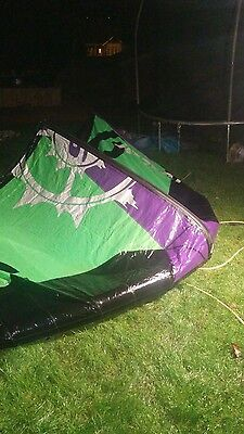 2014 slingshot rally 9m kite and f2 bar