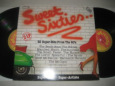 Sweet Sixties ... Vinyl 2 LP Sampler
