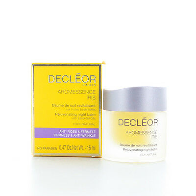 Decleor 15ml Aromessence Iris Rejuvenating Night Balm