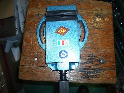 MORSA PER TRAPANO  FZA  MM  80  MADE IN ITALY Vice to drill FZA made in Italy