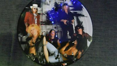 guns n roses dont cry picture disc (in good condition)