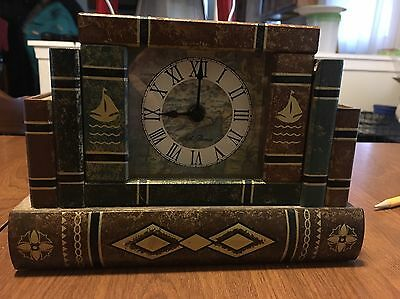 Seth Thomas Mantle Clock With Hidden Compartment
