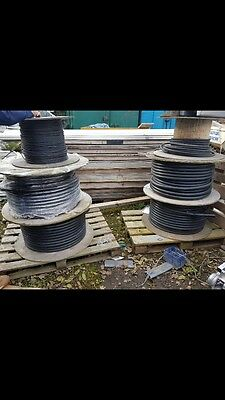 Electric Cable 3x100m  25mm 5 Core