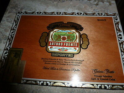 Arturo Fuente Queen B Cigar Box