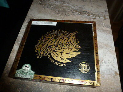 Tabak Especial Coffee Infused Cigar Box