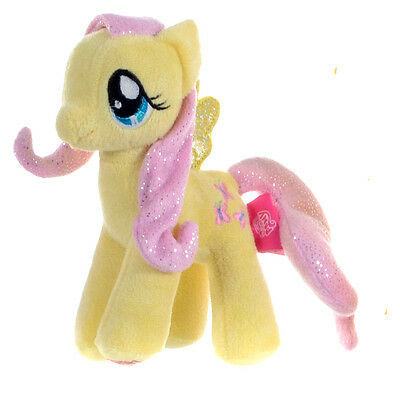 "Fluttershy Plush Soft Toy, My Little Pony: Friendship is Magic (7"" / 18cm)"