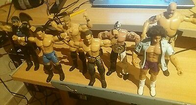 Action Figure Wwe Wrestling