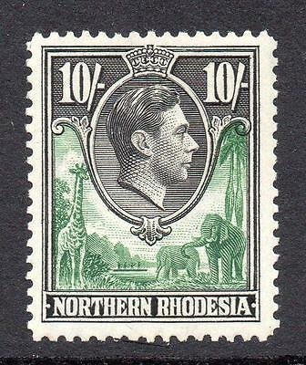 Nothern Rhodesia 10s   GVI  Mint Value SG44