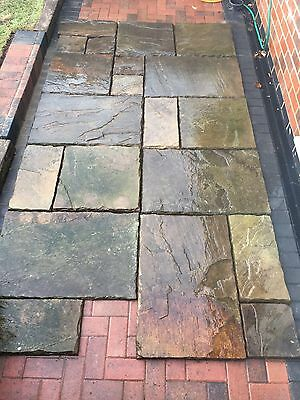 20 X Used Garden Slabs Collection Only