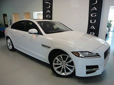 2016 Jaguar XF  R-Sport Comfort and Convenience Package Wi-Fi Hotspot Enabled Heated Cooled Seat