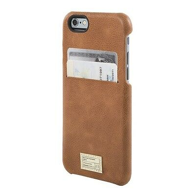 NEW! Hex Solo Wallet Case for iPhone 6/6S - Distressed Brown Leather