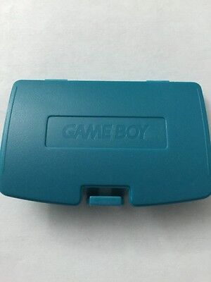 Teal Battery Cover GBC Game Boy Color Lid Gameboy Colour Door Repair Turquoise A