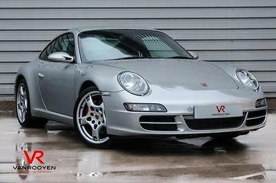 2005 (05) PORSCHE 911 3.8 CARRERA 2 S 2DR Manual