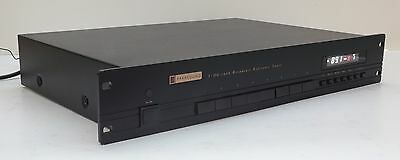 Parasound T/DQ-1600 Broadcast Reference FM/AM Tuner : Good Working Condition!!!