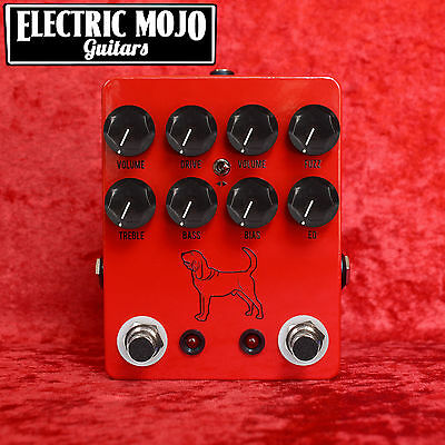 JHS The Calhoun Overdrive Fuzz Mike Campbell Signature Pedal