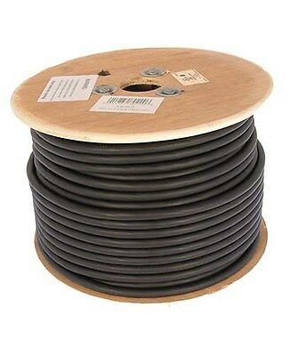 250Ft 14/3AWG SJEOW Type TPE Rubber Jacket Power Cable Wire Water Oil Resistant