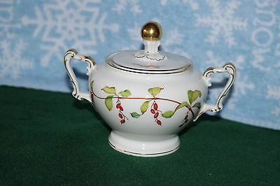 """Harmony House - Heinrich - BITTERSWEET - 16423 - 3 3/8"""" Sugar Bowl with Lid"""