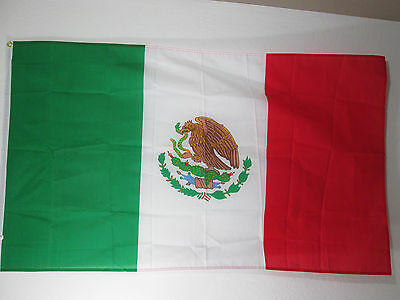 Mexico Country Flag 3 X 5 Mexican Flag