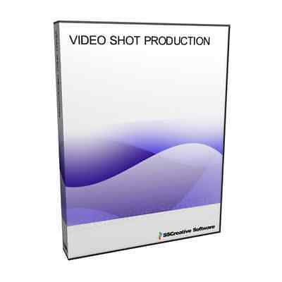 Video Shot Movie Film Maker Production Studio Photo Editing Creation Software