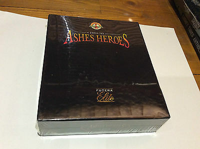 FUTERA ELITE 1994/95 ASHES HEROES Cricket card set SEALED AND BRAND NEW