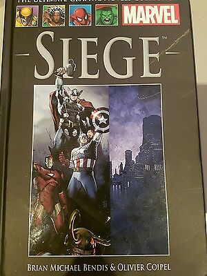 Marvel Ultimate Graphic Novel Collection 60 Siege