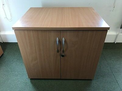 Used Condition  Wooden Storage Cupboard