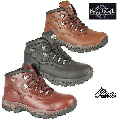 d3387579738 NORTHWEST TERRITORY INUVIK Waterproof Walking Boots 3 Great Colours ...