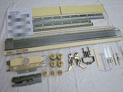 Brother Knitting Machine Accessory Ribber Attachment KR-830 like 850 complete