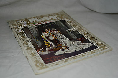 Antique Theatre, Stage Magazine: THE PLAY PICTORIAL No 74 THE KING OF CADONIA