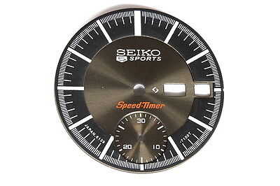 Dial for Seiko 6139-7100 automatic speed-timer chronograph