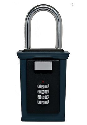 1 Lock Box Key Storage Safe Realtor Lockbox Real Estate Security New
