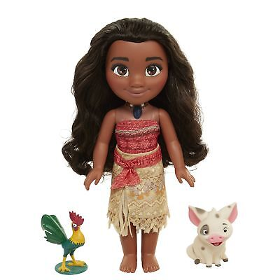 Moana 99551 Singing and Friends Feature Doll NEW