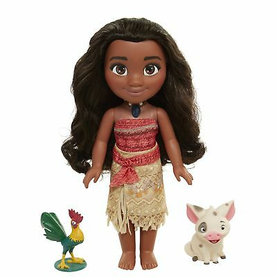 Moana Singing and Friends Feature Doll NEW