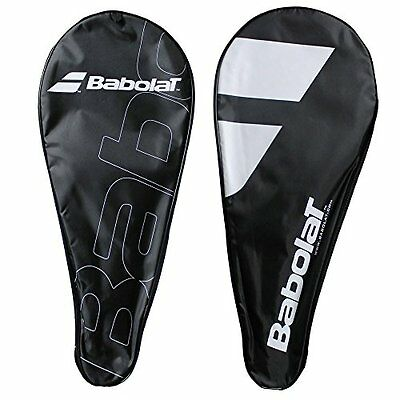 New Babolat Tennis Racquet Cover Case Padded Black