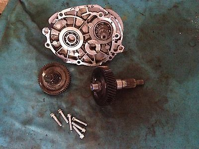 Peugeot Vivacity 50 - Final Drive Rear Gearbox Diff Shafts & Fixings - 2003