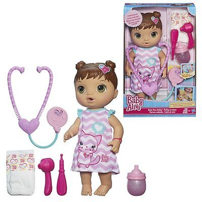 Baby Alive Better Now Bailey Doll Hispanic