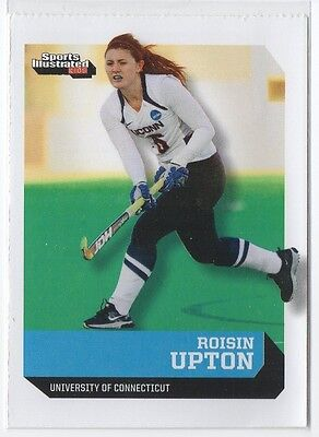 Roisin Upton SI Sports Illustrated for Kids Field Hockey Univ of Connecticut